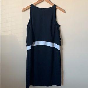 Classic Black Banana Republic Dress 🌻